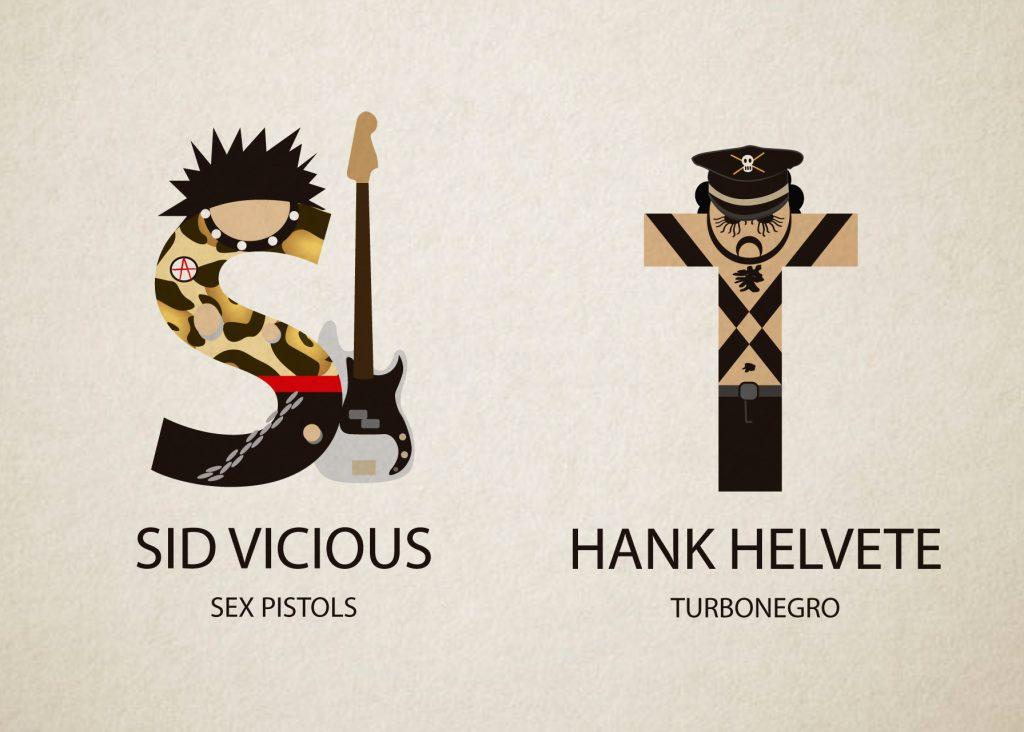 abecedario rock legend