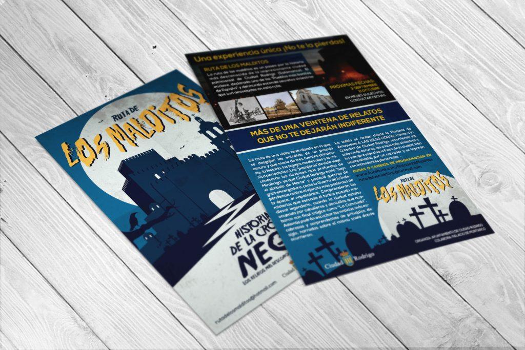 flyer de fiestas y eventos