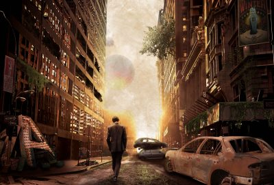 matte painting con photoshop