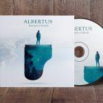 diseño de portada Albertus