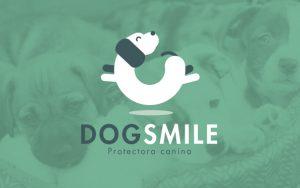 Logo protectora canina
