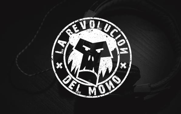 DISEÑO DE LOGOTIPO LA REVOLUCIÓN DEL MONO