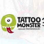 Logo agujas para el tatuaje