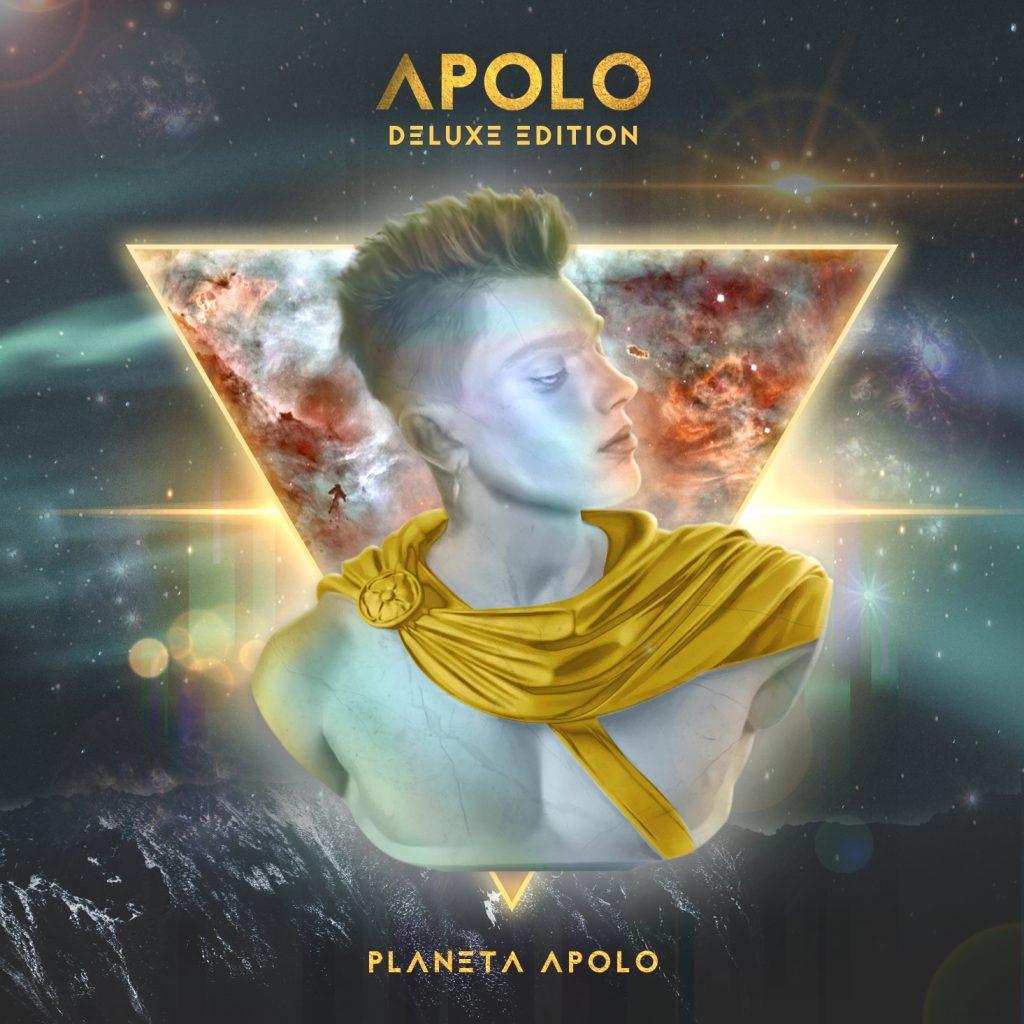 Diseño portada Apolo