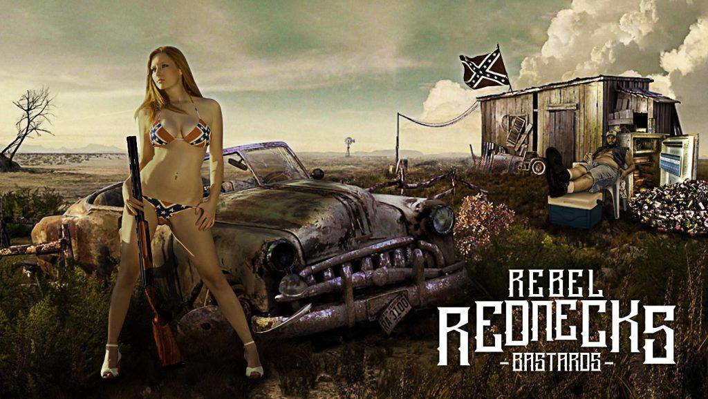 portada rebel redneck